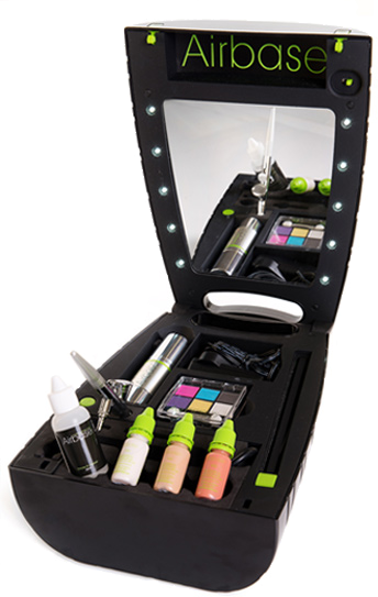 Home Use High Definition Airbrush Make-Up System